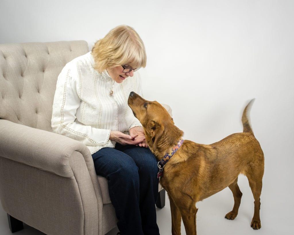 Janet dog
